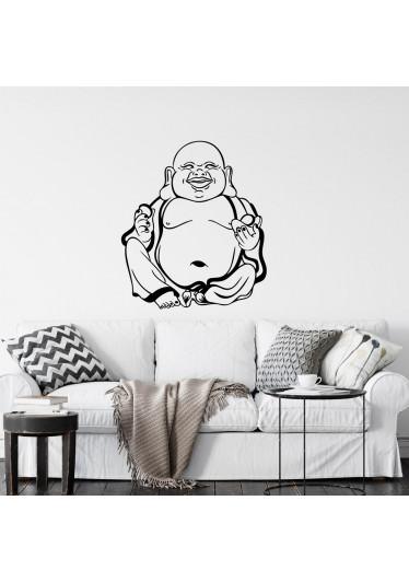 Adesivo Decorativo Buddha