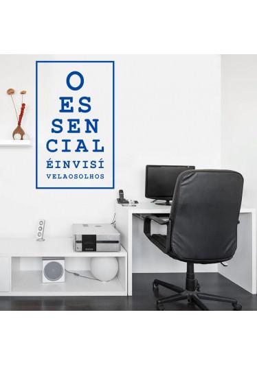 Adesivo Decorativo Essencial