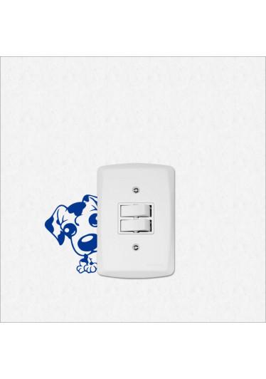 Adesivo Decorativo para Interruptor Tilzinho