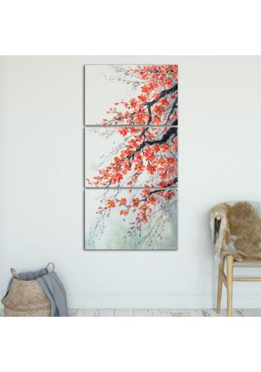 Quadro Decorativo Cerejeira