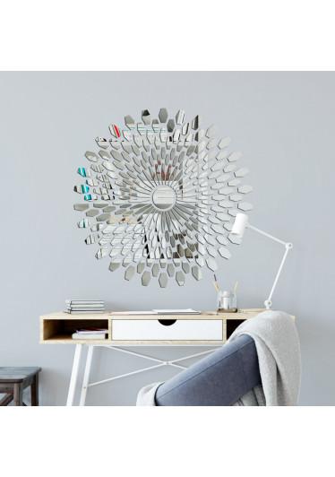 Espelho Decorativo Mandala Geométrica