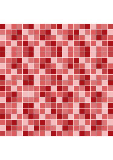 Papel de Parede Ladrilhos Vermelhos