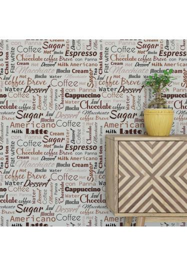 Papel de Parede Bebidas Quentes Café Coffee