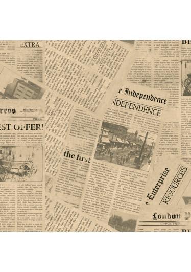 Papel de Parede Recortes de Jornal