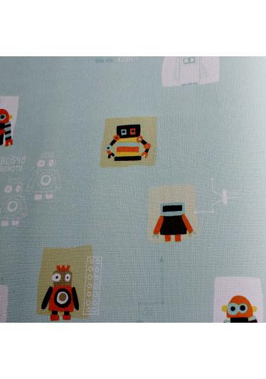 Papel de Parede Infantil Robôs - Nido