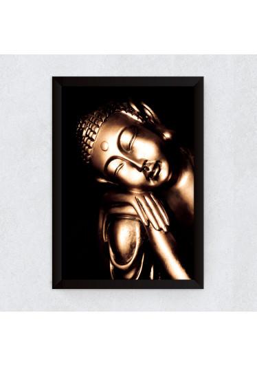 Quadro Decorativo Sabedoria Buda