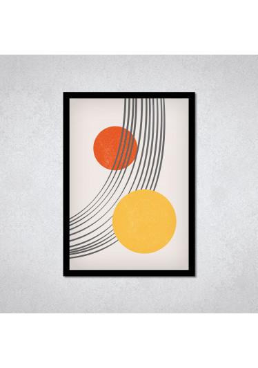 Quadro Decorativo Arte Moderna