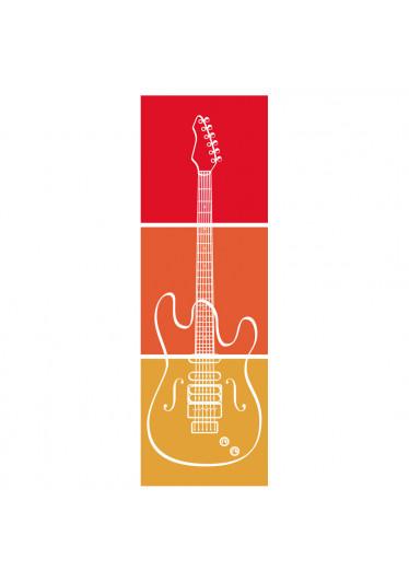 Quadros Decorativos Guitarra