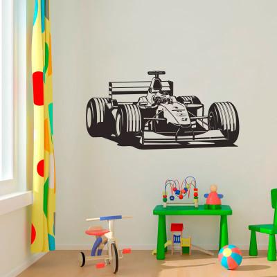 Adesivo de Parede Formula 1 II