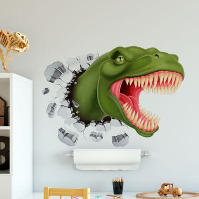 Adesivo de Parede Infantil Tiranossauro Rex