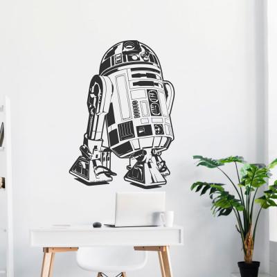 Adesivo de Parede Darth Vader II
