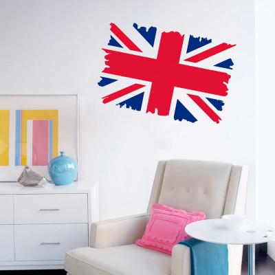 Adesivo Decorativo de Parede Reino Unido