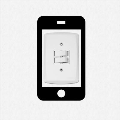 Adesivo para Interruptor Iphone