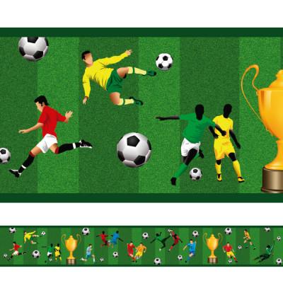 Faixa Decorativa Futebol