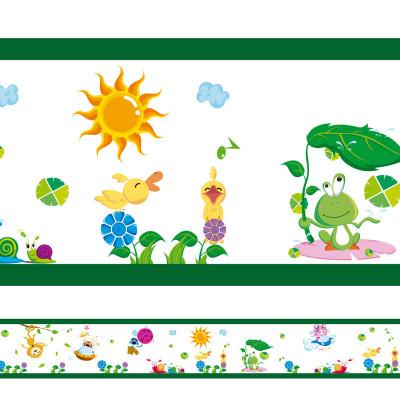 Faixa Decorativa Natureza Infantil