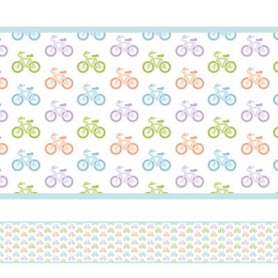 Faixa Decorativa Bicicleta