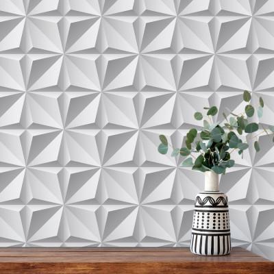 Papel De Parede 3D Origame