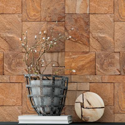Papel De Parede Pedra Arenito