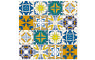 Adesivo de Parede Azulejo Portugues