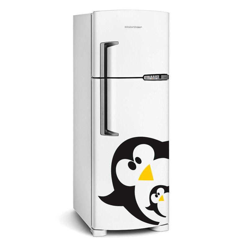 Adesivo Decorativo Pinguim II