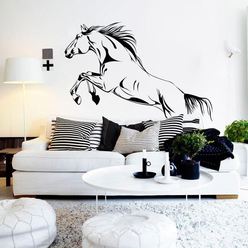 Adesivo Para Parede Cavalo