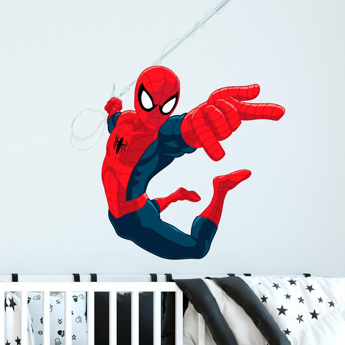 Adesivo de Parede do Homem Aranha