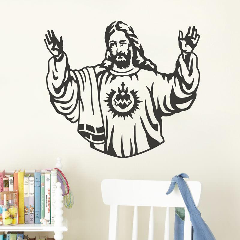 Adesivo Decorativo Amor de Cristo