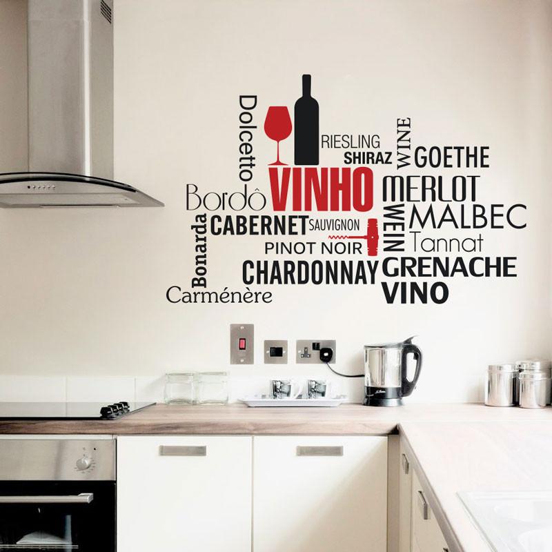 Armario Sao Jose ~ Adesivo de Parede Vinho bemColar Adesivos De Parede