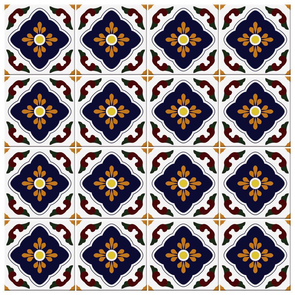 Adesivo Para Azulejo - 08