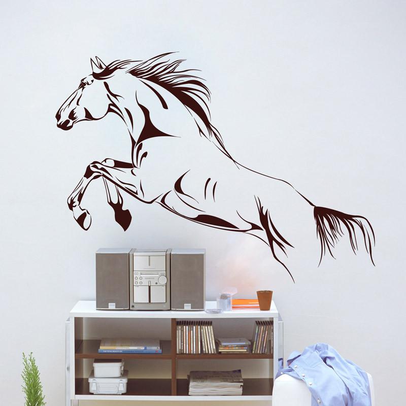 Adesivo Decorativo Cavalo