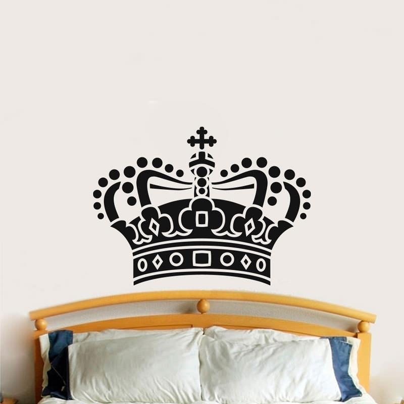 Adesivo Decorativo Coroa