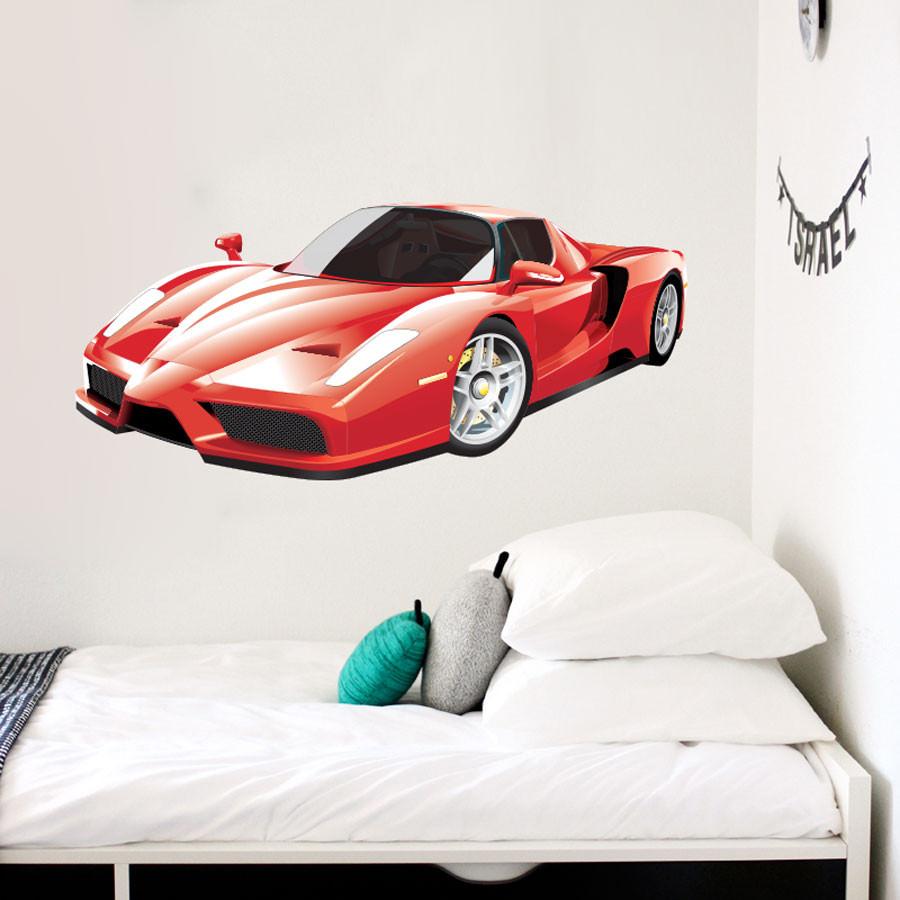 Adesivo de Parede Ferrari Enzo