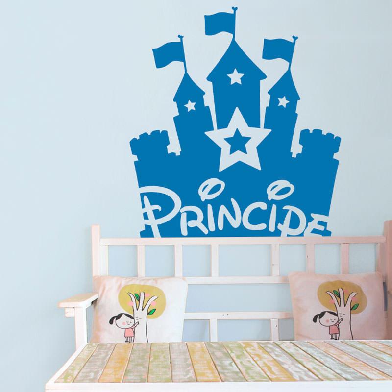 Adesivo Decorativo Infantil Príncipe