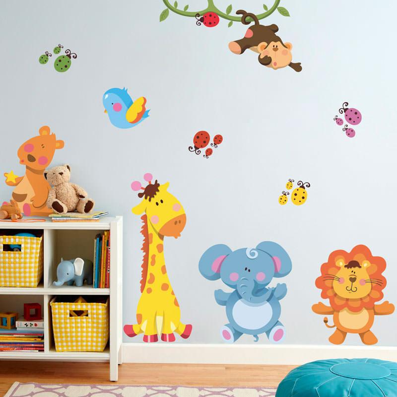 adesivos de parede infantil mercado livre