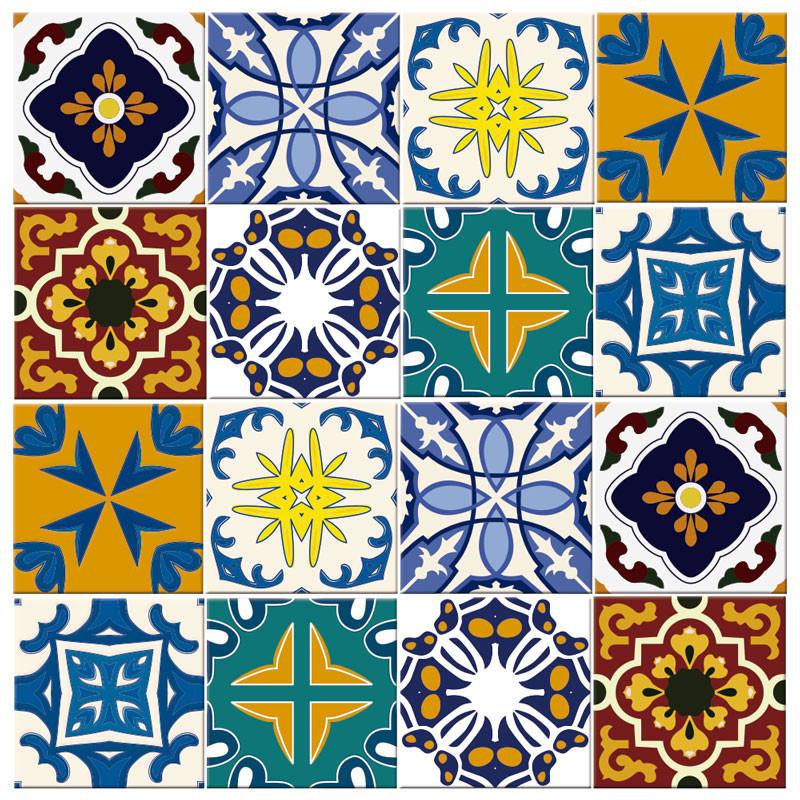 Adesivo para azulejo 45 pague em at 6x sem juros - Azulejos de pared ...