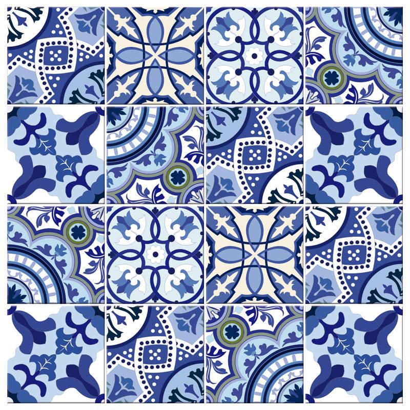 Adesivo Para Azulejo - 20