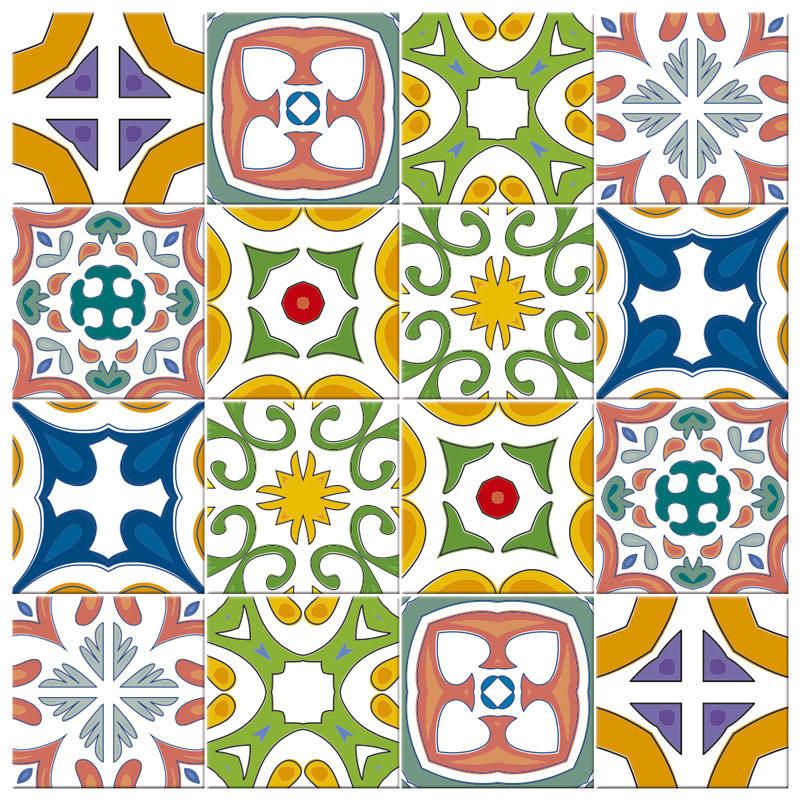 Adesivo Para Azulejo - 03