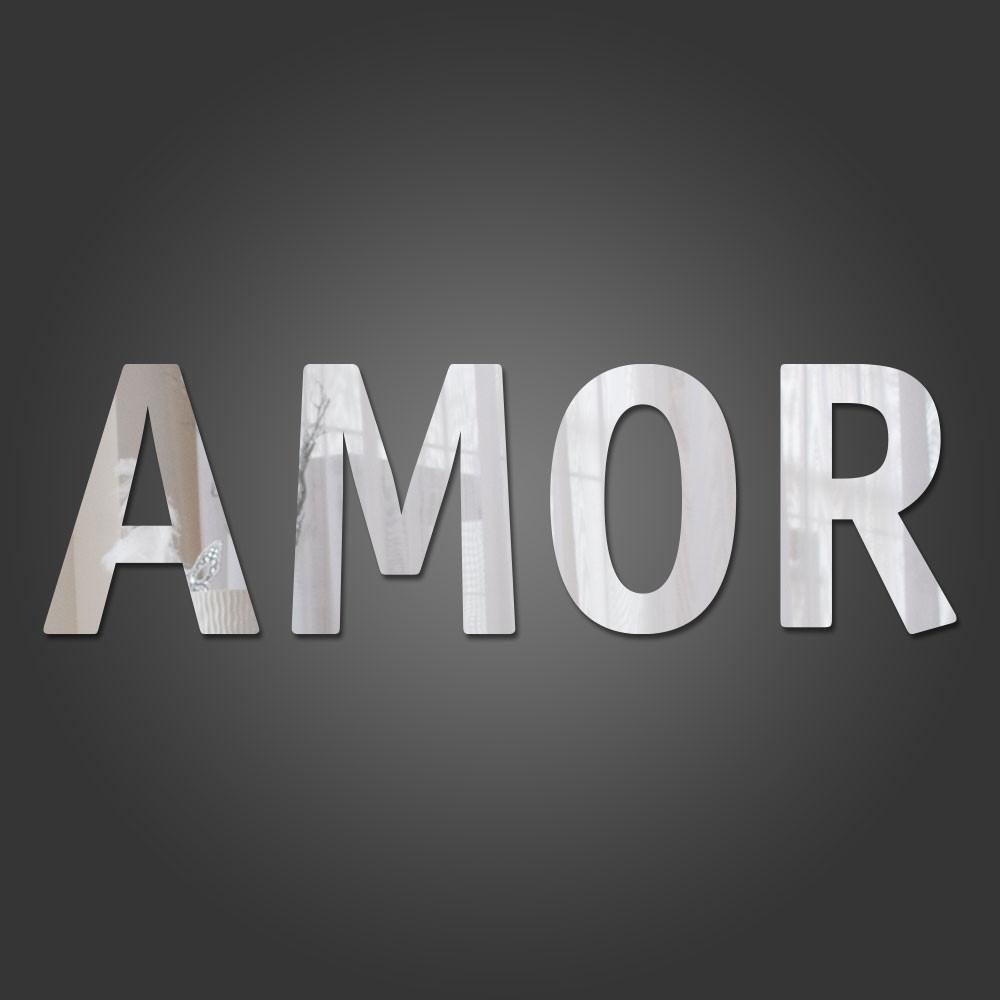 Espelho Decorativo AMOR