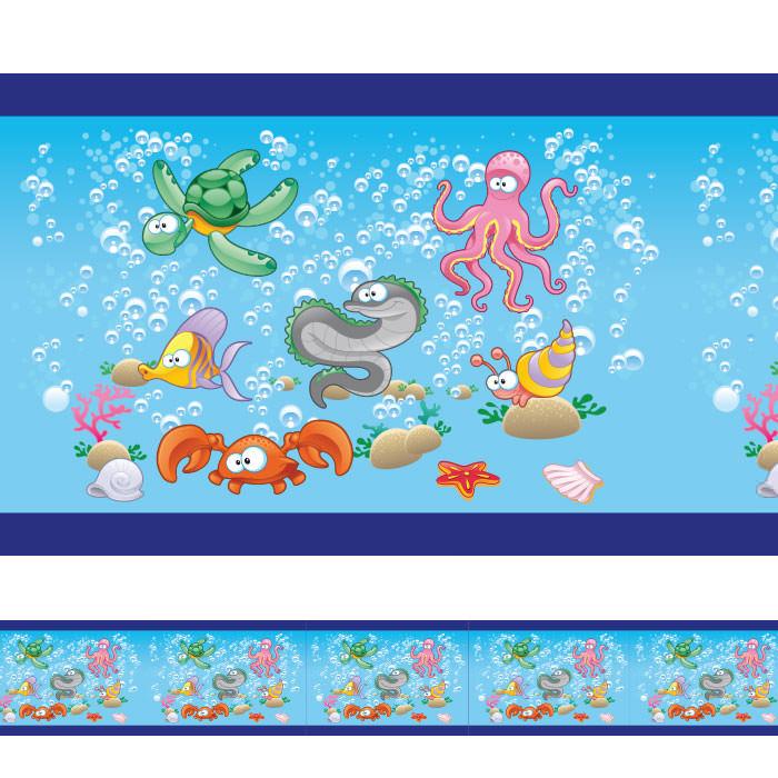 Faixa Decorativa Oceano Menino