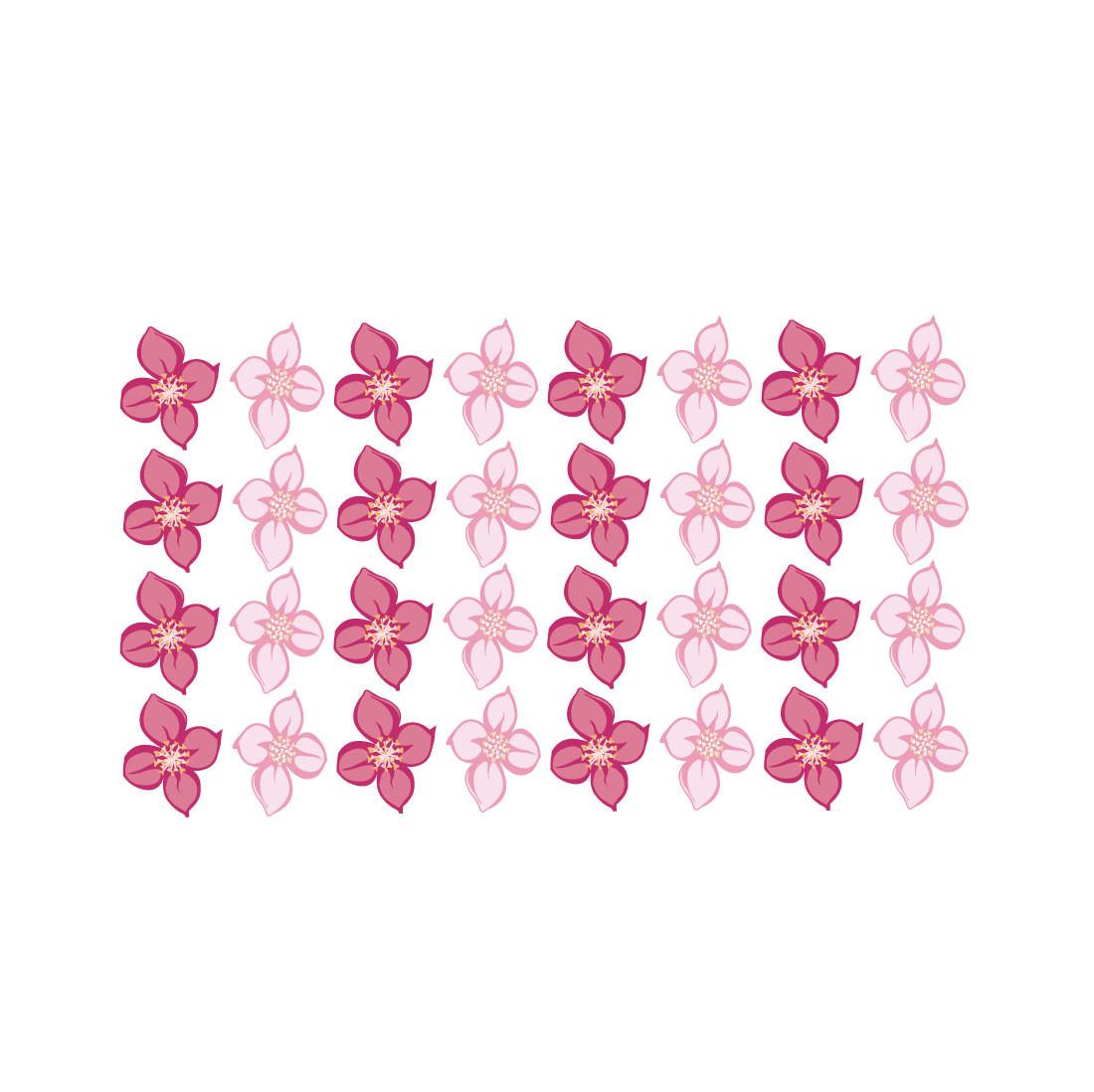 Personalizado - 30 Flores Galho FL01-71