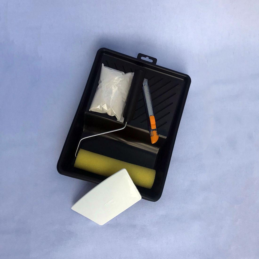 Kit para Aplicação de Papel de Parede Vinilico e Vinilizado