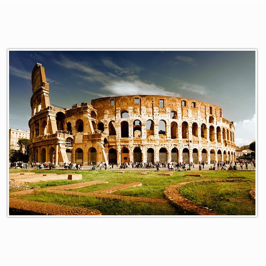 Painel Decorativo Coliseu