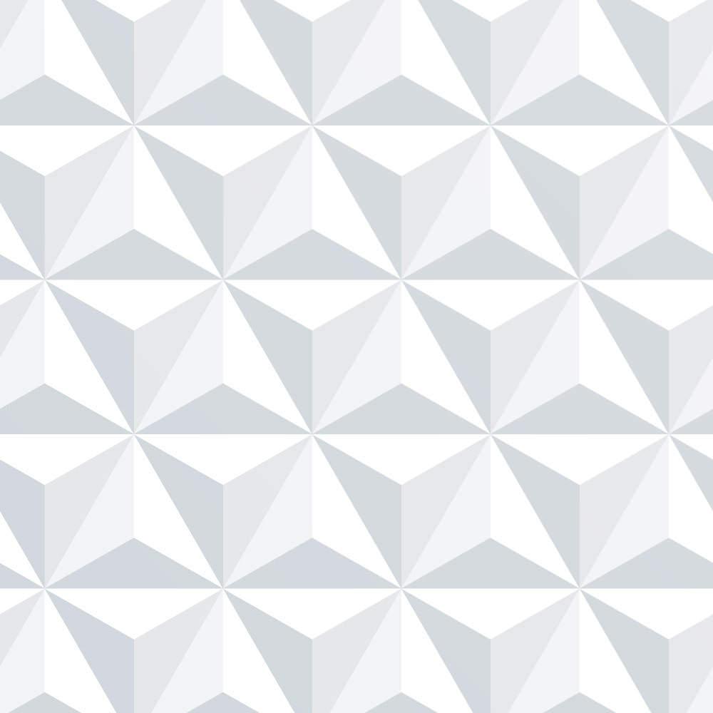 Papel de Parede Clean 3D