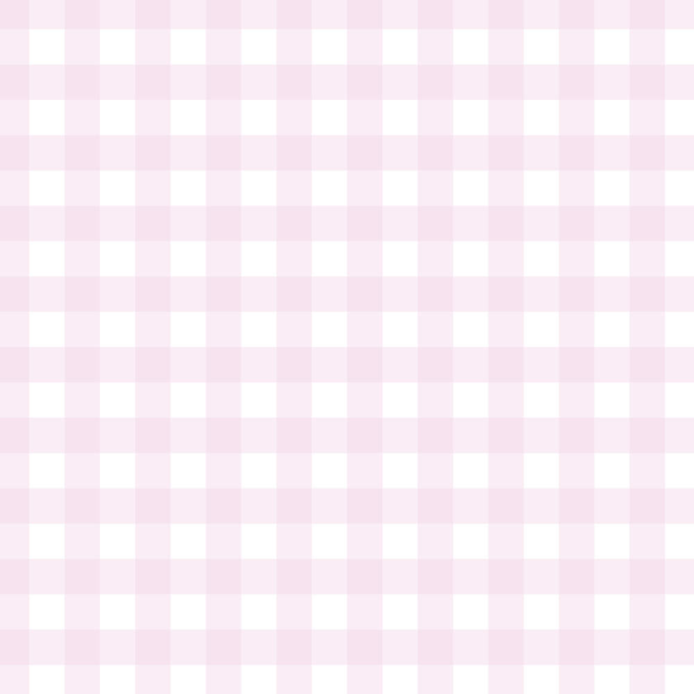 Papel de Parede Xadrez (Rosa Bebê)
