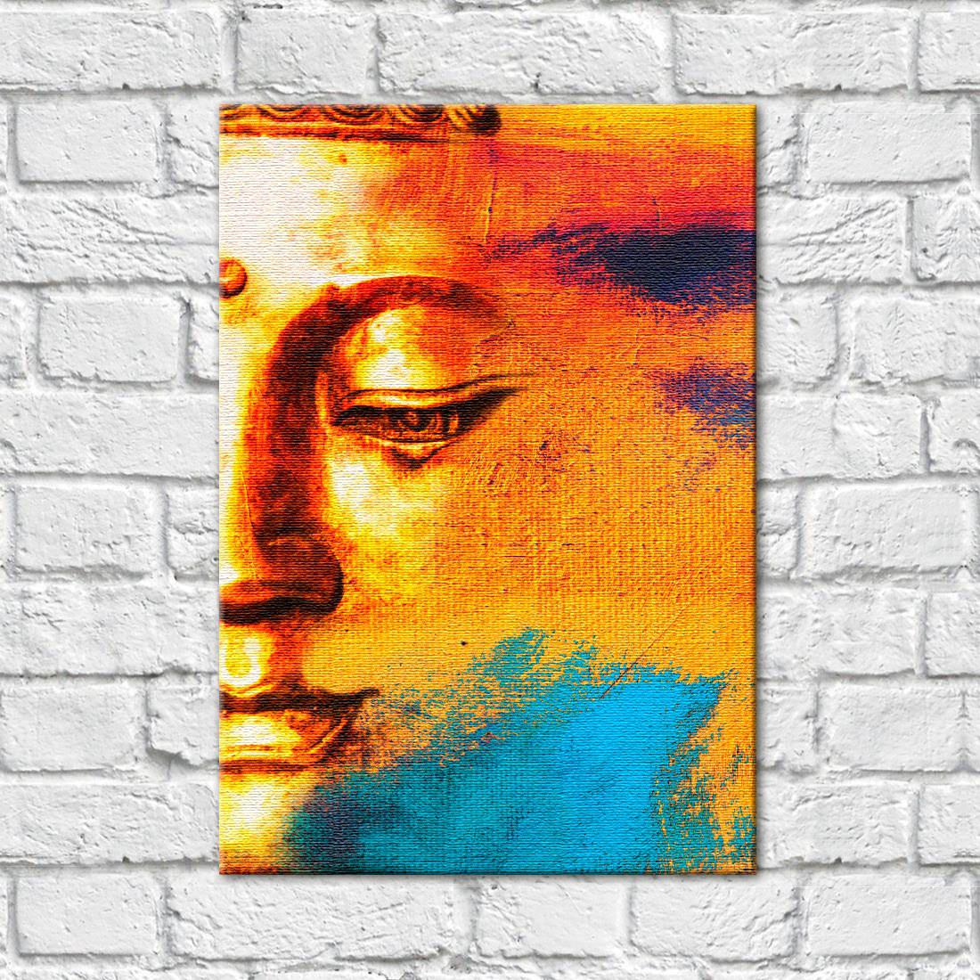 Quadro Decorativo Buddah