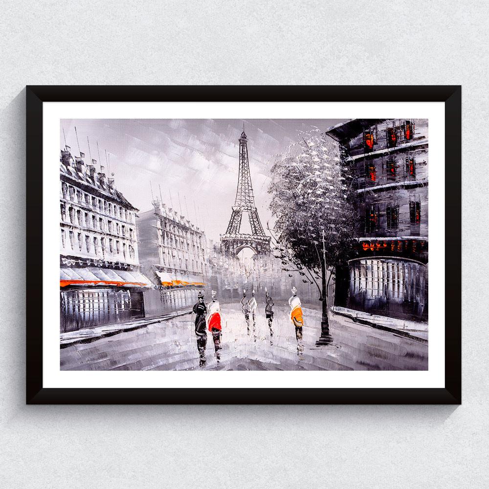 Quadro Decorativo Torre Eiffel
