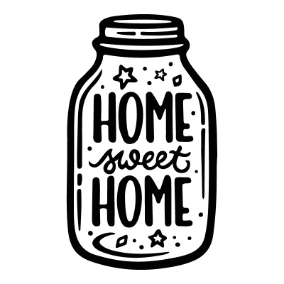 Adesivo de Parede Lettering Hooponopono