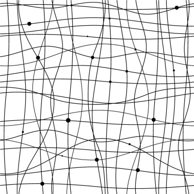 Papel de Parede Abstrato Linhas