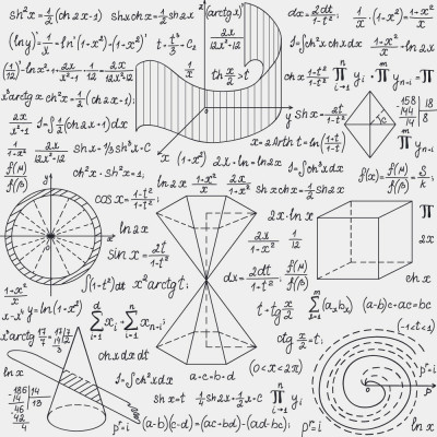 Papel de Parede Fórmula Matemática