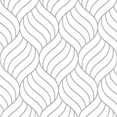 Papel de Parede Decorativo Linhas